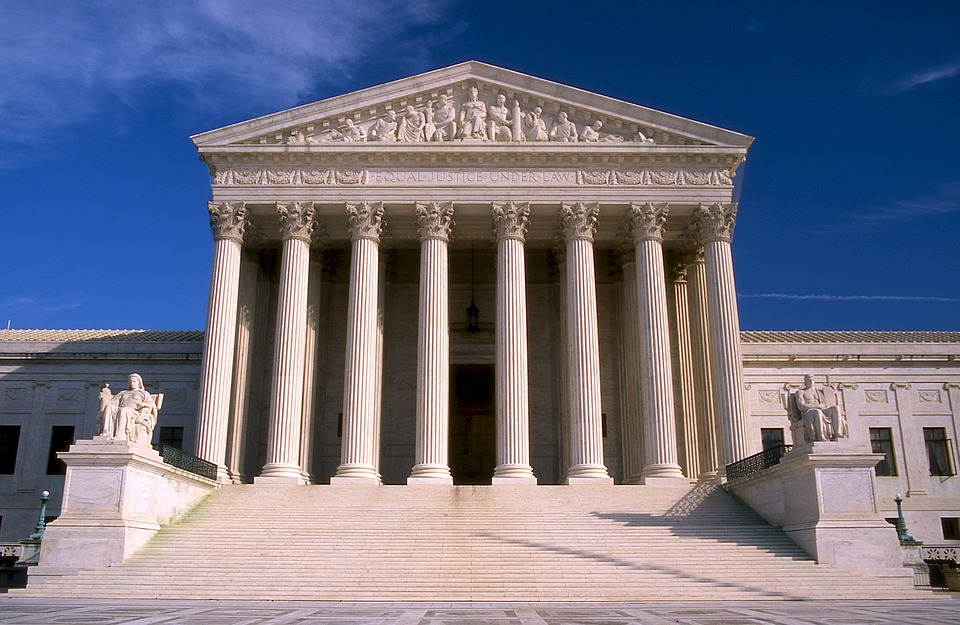 Image of the Supreme Court